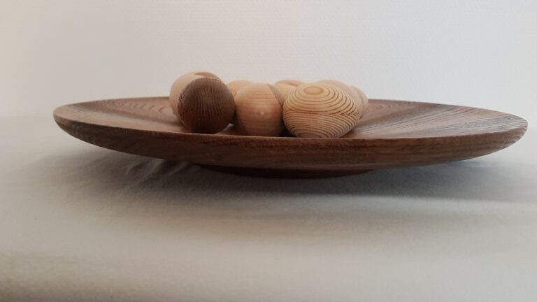 fad mahogni håndlavet