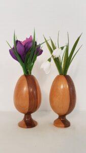 påske vase træ
